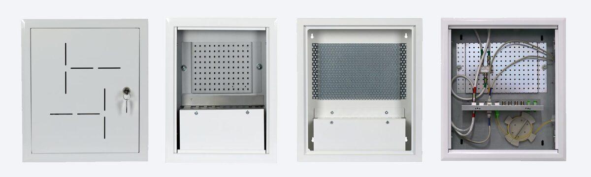Telekomunikační skříně